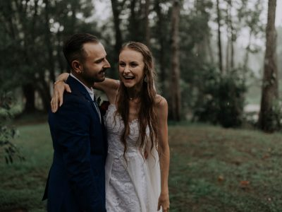 Alaina + Elijah // Tallebudgera Valley, Queensland.