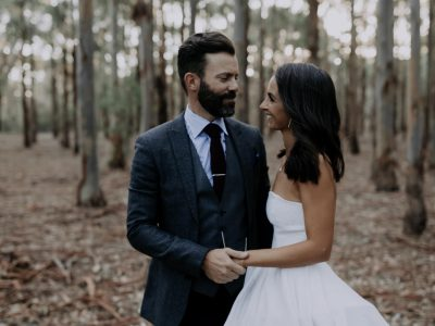 Robyn + Rafael // Dunsborough, WA